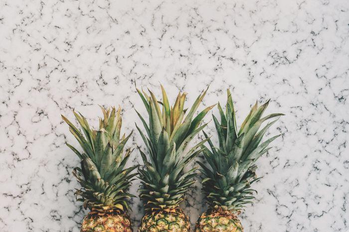 Le grand saut - pineapple